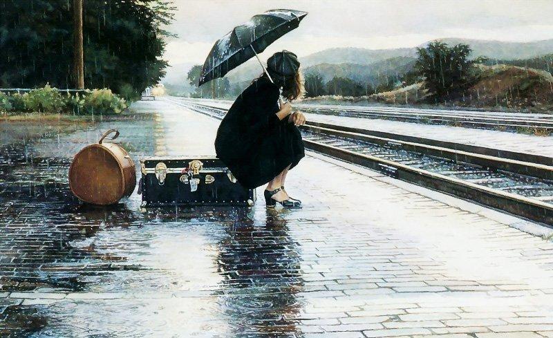 Đừng chờ đợi đến khi cô đơn mới nhớ đến bạn bè. (Ảnh: Internet)