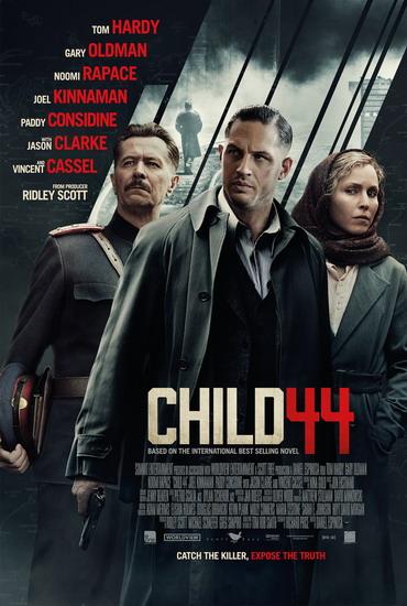 dua tre 44 2 'Child 44' và câu chuyện về tên sát nhân ở 'thiên đường'