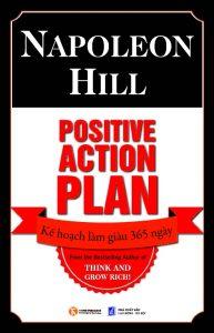 """Bìa cuốn sách """"Kế hoạch làm giàu 365 ngày""""."""