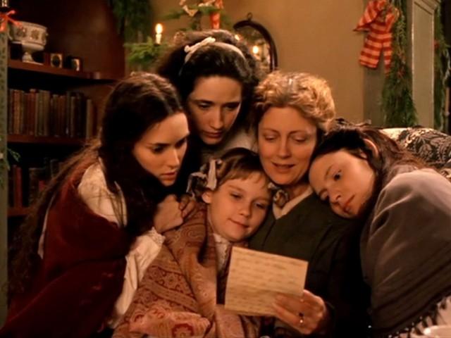 """Những nhân vật trong """"Little woman"""", dù yêu thương các thành viên trong gia đình nhưng họ cũng yêu mảnh đất mình đang sinh sống"""