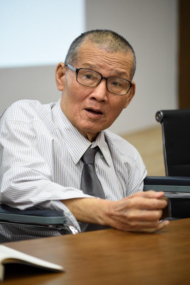Nhà thơ Phan Duy Nhân.