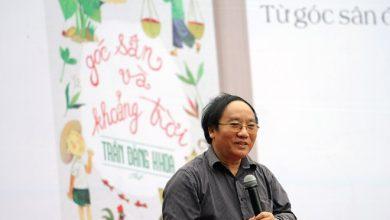 Photo of Nhà thơ Trần Đăng Khoa: Tôi mất tuổi thơ từ năm lên 8