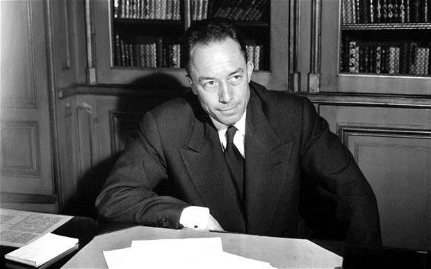 Nhà văn Albert Camus (1913 -1960). Ảnh: New Yorker