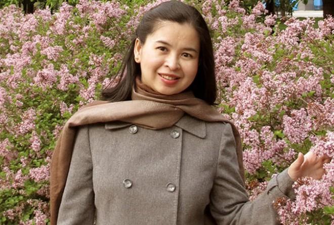 nha van duong thuy Nhà văn Dương Thụy: người Việt có tinh thần cầu tiến