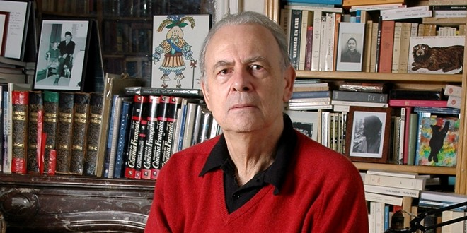 Nhà văn Pháp Patrick Modiano.