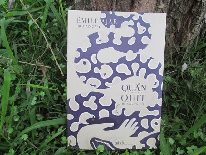 Tiểu thuyết Quấn-Quít mới được phát hành tại Việt Nam.