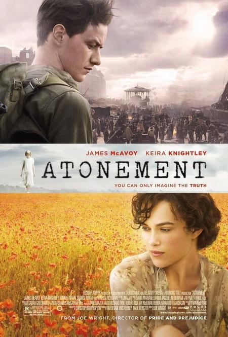 """""""Atonement"""" là một bộ phim chuyển thể nổi tiếng."""
