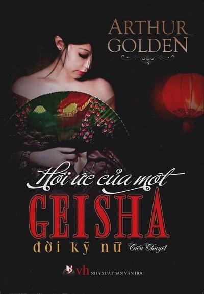 sach hoi uc cua mot geisha 7 phim hay về Geisha Nhật Bản truyền tải nhiều tầng cảm xúc