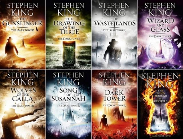Bộ tám cuốn sách The Dark Tower của Stephen King