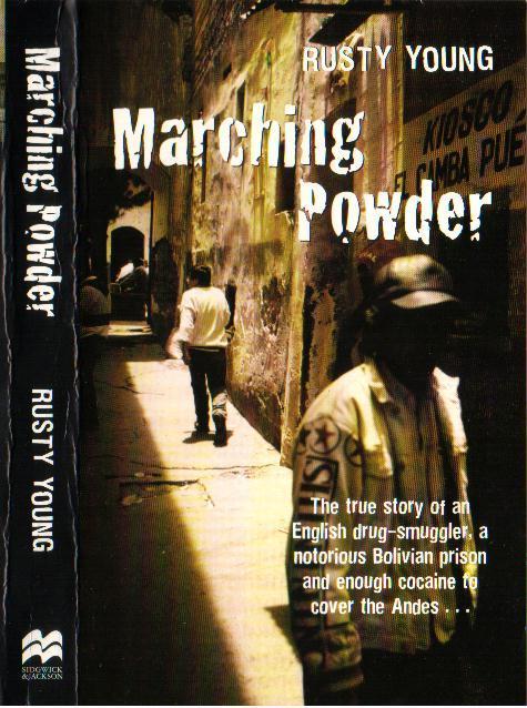 sach marching powder 5 cuốn sách du lịch bạn không nên bỏ qua
