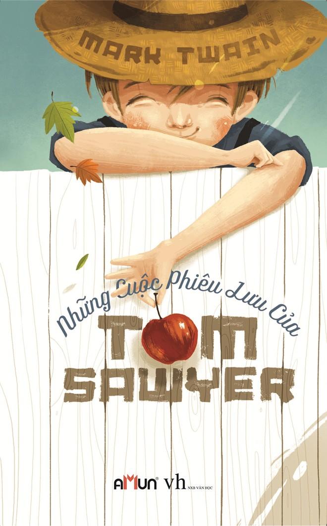 sach nhung cuoc phieu luu cua tom sawyer 10 quyển sách hay cho học sinh cấp 2 giúp gia tăng vốn sống