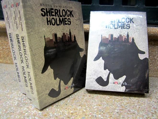 sach nhung vu ky an cua sherlock holmes 6 cuốn sách bạn sẽ đọc ít nhất một lần trong đời