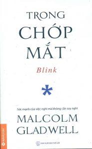 sach trong chop mat 185x300 5 cuốn sách làm nên tên tuổi của Malcolm Gladwell