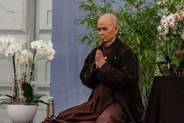 thien su thich nhat hanh 2 Thiền sư Thích Nhất Hạnh: Người khai phá hạnh phúc giữa đời