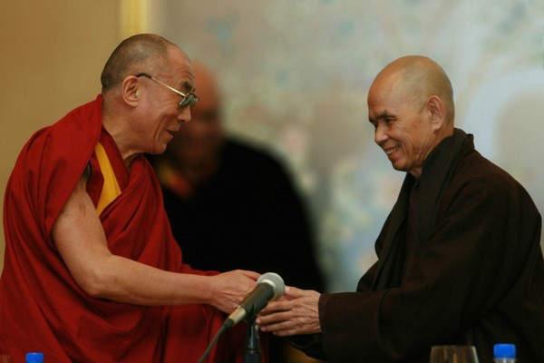 thien su thich nhat hanh 3 Thiền sư Thích Nhất Hạnh: Người khai phá hạnh phúc giữa đời