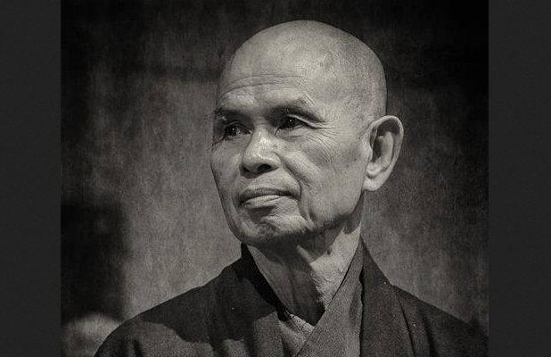 thien su thich nhat hanh 4 30 câu nói của thiền sư Thích Nhất Hạnh giúp bạn sống hạnh phúc hơn
