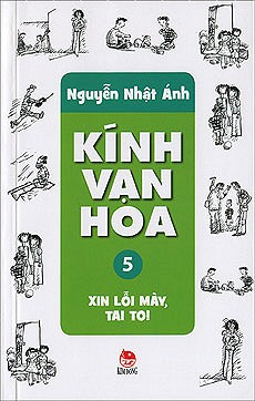 Xin loi may tai to 5 cuốn sách viết về động vật hay nhất của nhà văn Nguyễn Nhật Ánh
