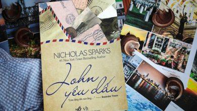 Photo of Những quyển sách hay nhất của Nicholas Sparks