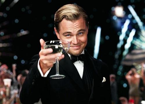 """Hình ảnh kinh điển của Leonardo DiCaprio trong """"The Great Gatsby"""". Ảnh: Warner Bros."""