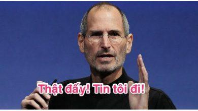 Photo of Chẳng cần bất kì bằng cấp nào, Steve Jobs vẫn dạy ta 10 bài học marketing đắt giá startup nào cũng làm theo được