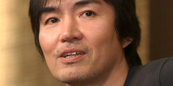 Nhà văn trinh thám Nhật Bản Higashino Keigo.