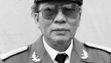 Photo of Xuân Thiều – Nhà văn mặc áo lính