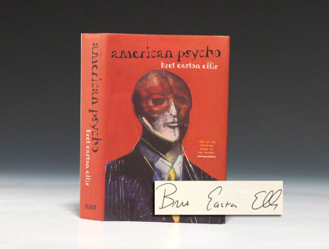 """sach american psycho Chuyện các tác giả """"tức tối"""" khi sách của mình bị dựng thành phim"""