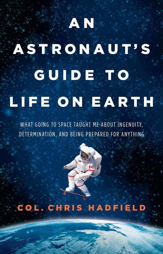 sach astronauts guide 5 cuốn sách ăn khách về vũ trụ bao la