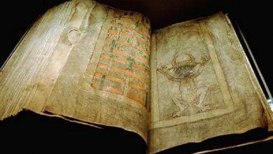 Photo of Bí ẩn quanh cuốn sách được viết bởi quỷ Satan