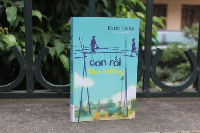"""Cuốn sách lấy câu chuyện một gia đình để """"kể khéo"""" về bộ phận người Việt ở Đức"""