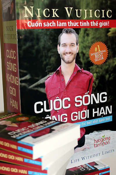 sach cuoc song khong gioi han Để tìm thấy chính mình hãy đọc 8 quyển sách sau