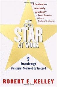 Đúng như tên gọi, cuốn sách này chỉ ra những điểm khiến một ngôi sao nơi công sở khác biệt với những người bình thường, và giúp bạn học cách trở thành một ngôi sao như thế. Thông qua 9 chiến lược hành động như một ngôi sao, bạn sẽ học được cách tạo ra năng suất gấp 9 lần một nhân viên bình thường, dễ dàng vượt qua mặt những người được cho là có thể làm tốt hơn bạn.