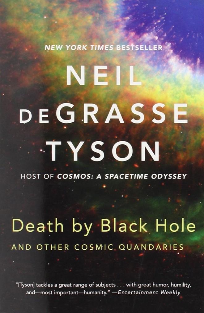 sach death by black hole 5 cuốn sách ăn khách về vũ trụ bao la