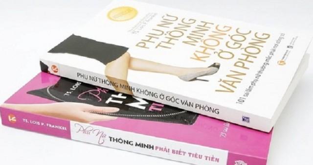 sach phu nu thong minh khong o goc phong Những cuốn sách tuyệt hay dành tặng cô bạn thân