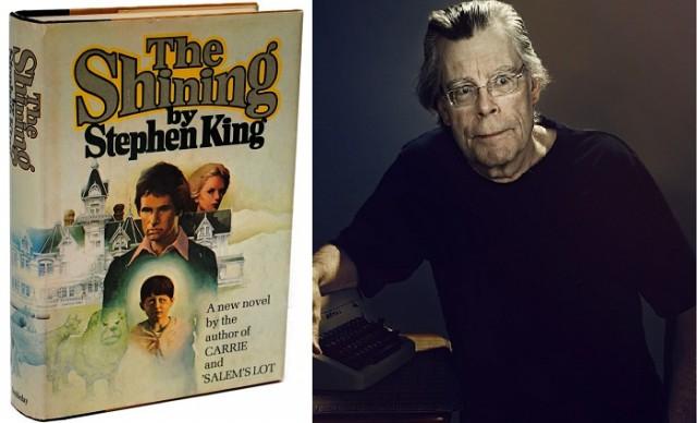 """sach stephen king Chuyện các tác giả """"tức tối"""" khi sách của mình bị dựng thành phim"""