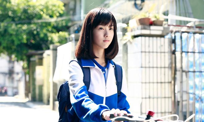 Hình ảnh trong phim Tai trái chuyển thể từ tác phẩm cùng tên của nhà văn Nhiêu Tuyết Mạn.