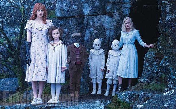 Hình ảnh trong phim Trại trẻ đặc biệt của cô Peregrine.