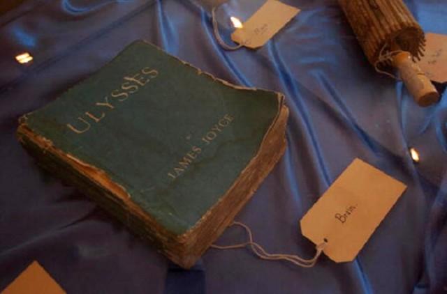 Một ấn phẩm đầu tiên cuốn Ulysses của tác giả James Joyce