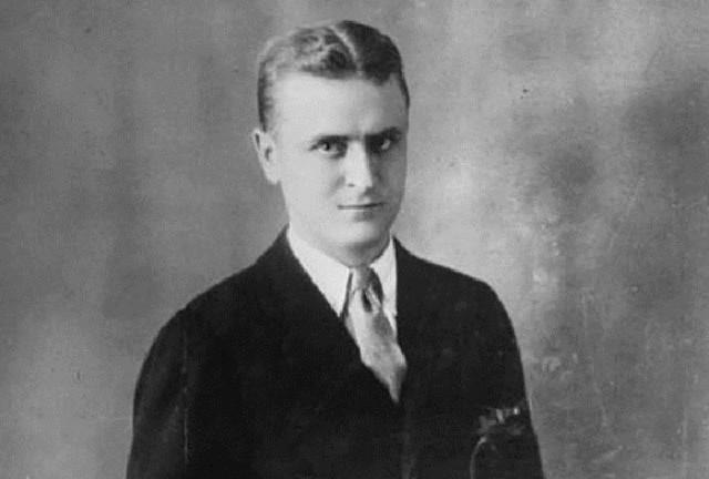 Chữ ký của F. Scott Fitzgerald cũng cực hiếm hoi và được định giá cao