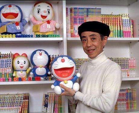 Tác giả Fujiko F. Fujio.