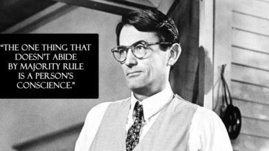 Photo of 10 bài học cuộc sống từ Atticus Finch trong tác phẩm Giết con chim nhại