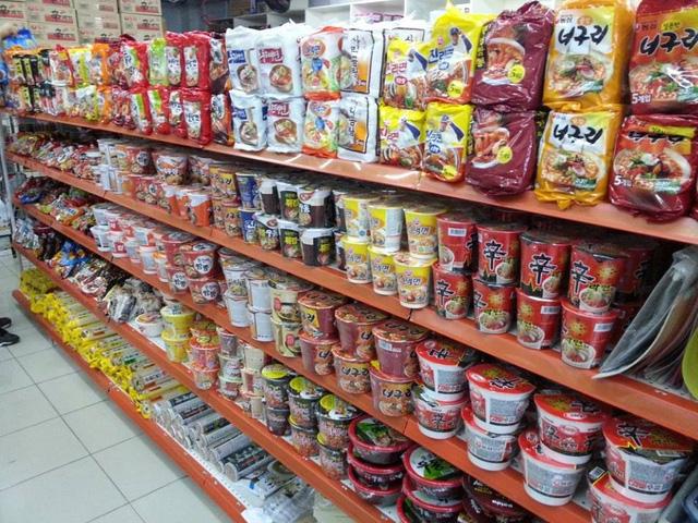 an 5 ty goi my 1 Ăn 5 tỉ gói mỳ mỗi năm, người Việt đang là mục tiêu của các công ty Nhật Bản