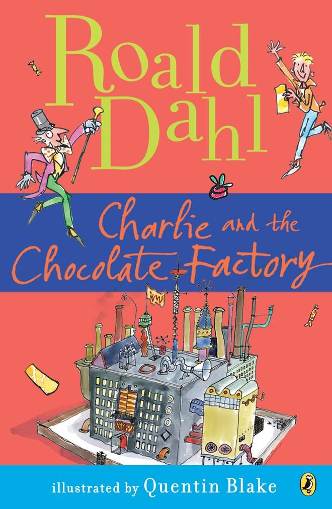 sach charlie and the chocolate factory Những quyển sách về chủ đề ẩm thực không thể bỏ qua