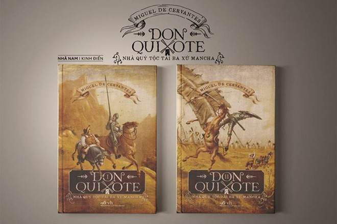 sach don quixote 9 tác phẩm nước ngoài kinh điển mà bạn không nên bỏ qua