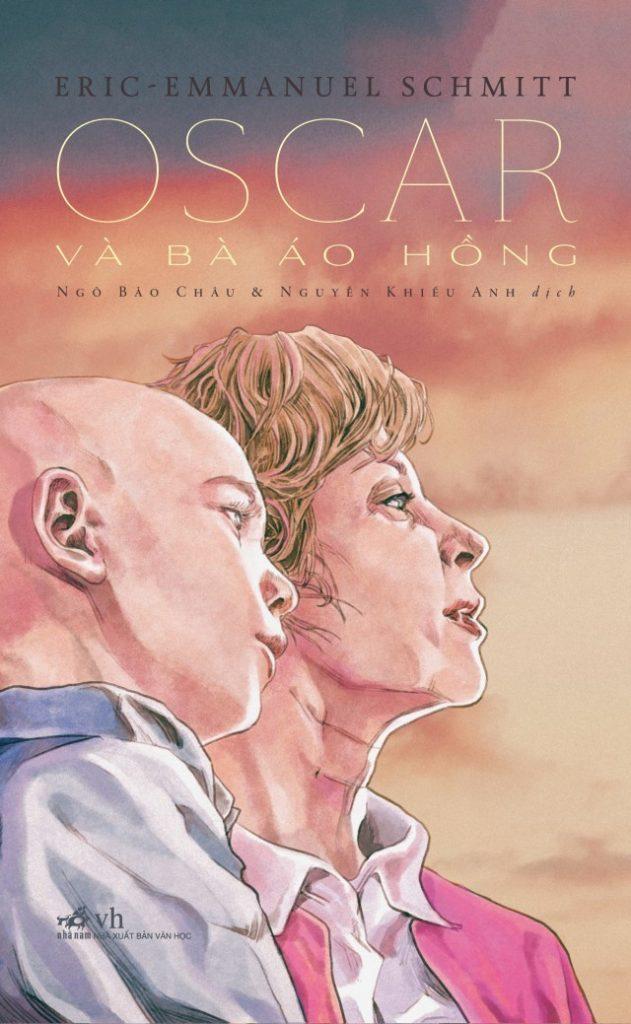 Oscar và bà áo hồng - tác phẩm được chuyển ngữ bởi GS. Ngô Bảo Châu và dịch giả Nguyễn Khiếu Anh.