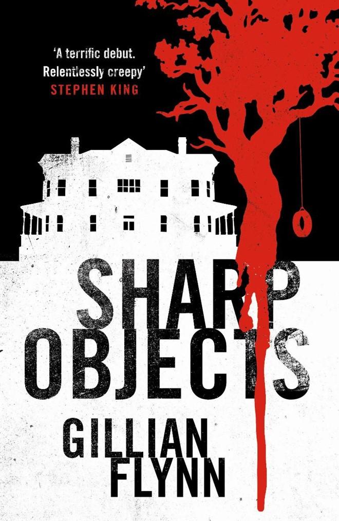 sach sharp objects 10 cuốn sách dành cho mùa Halloween