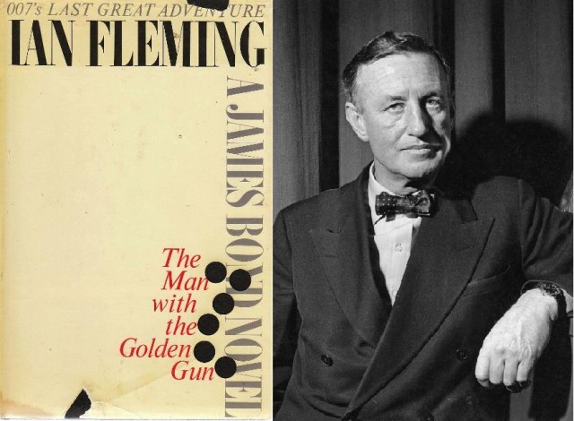 Ian Fleming viết cuốn sách trong tình trạng sức khỏe tồi tệ