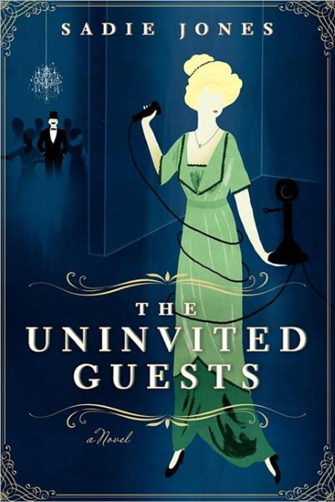 sach the uninvited guests 10 cuốn sách dành cho mùa Halloween