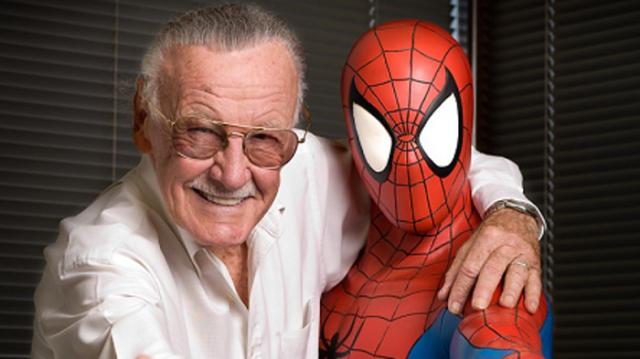 """Stan Lee, """"cha đẻ"""" của hàng loạt siêu anh hùng nổi tiếng"""