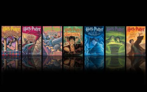 """Harry Potter đã làm nên một """"đế chế phù thủy"""" tuyệt đẹp trong lòng bạn đọc khắp thế giới (Ảnh: Sưu tầm)"""